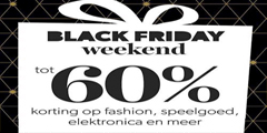 black friday wehkamp